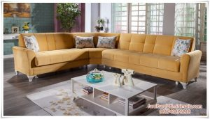 Sofa Tamu Sudut Rosalyn