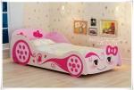 Tempat Tidur Anak Karakter Mobil Perempuan