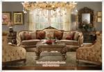 Sofa Tamu Mewah Model Klasik