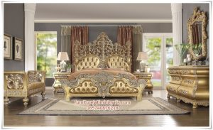 Kamar Set Mewah Italian Furniture