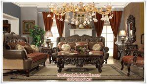 Kursi Sofa Tamu Mewah Klasik