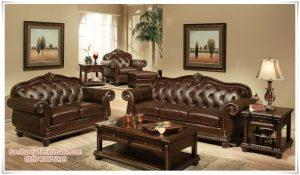 Sofa Ruang Tamu Mewah Italian French