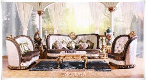 Sofa Tamu Model Istana Presiden