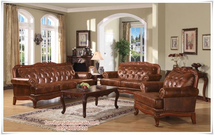sofa tamu jati model kulit, model sofa tamu jati, sofa tamu jati minimalis, harga sofa tamu jati, sofa ruang tamu jati, model kursi jepara dan harganya, kursi tamu ukiran jepara terbaru