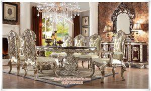 Set Kursi Makan Putih Duco