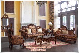 Sofa Ruang Tamu Jati Terbaru