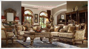 Sofa Ruang Tamu Modern Vikia