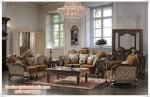 Model Sofa Ruang Tamu Jati Ukiran Jepara