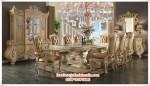 Set Kursi Makan Warna Putih Model Terbaru
