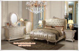 Kamar Set Mewah Duco Warna Putih