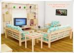 Kursi Minimalis Ruang Keluarga