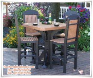 Kursi Cafe Untuk Resto Taman