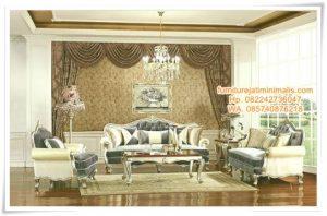 Sofa Ruang Tamu Classic Model Baru
