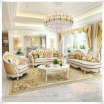 Kursi Sofa Tamu Model Eropa