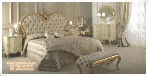 Ranjang Tempat Tidur Pengantin Baroque