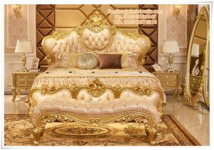 Set Kamar Tidur Rose Gold