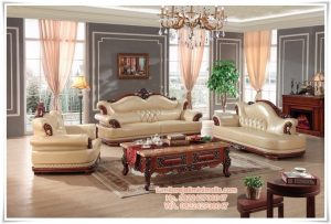 Set Sofa Tamu Jati Billaget