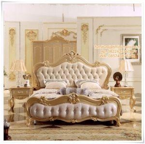 Set Tempat Tidur Rose Gold