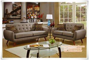 Sofa Ruang Tamu Retro Murah