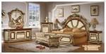 Set Kamar Tidur Mewah Klasik Eropa
