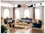 Set Sofa Tamu Mewah Floridina