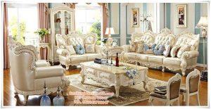 Sofa Ruang Tamu Ukiran Duco
