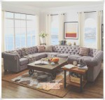 Sofa Tamu Sudut Minimalis Retro