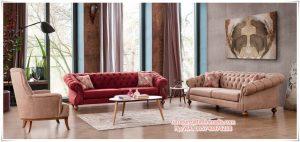 Sofa Retro Minimalis Terbaru