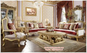 Sofa Tamu Mewah Kingdom