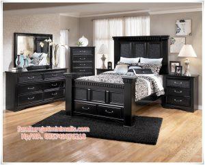 Tempat Tidur Anak Minimalis Blacking