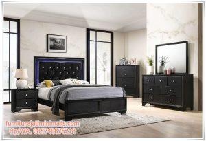 Tempat Tidur Minimalis Blacking