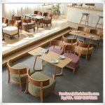Kursi Cafe Resto Kayu