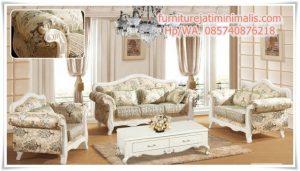 Sofa Tamu Mewah Royalty
