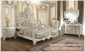 Kamar Tidur Mewah Ratu Elizabeth