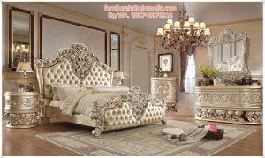Kamar Tidur Ukir Victorian Klasik