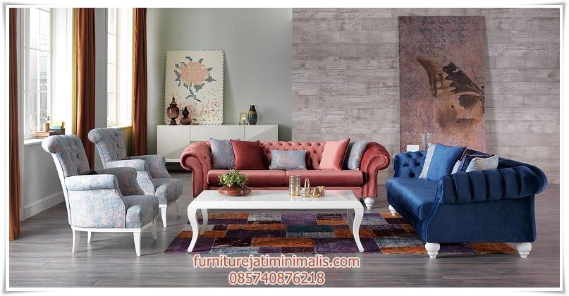 Sofa Tamu Modern Diakidz Ruang Harga Spesifikasi Produk