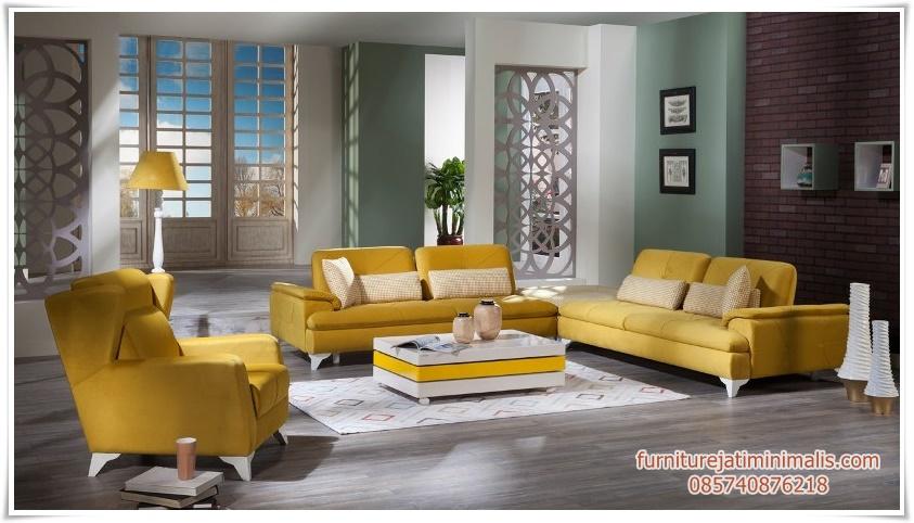 Sofa Tamu Modern Minimalis Takimi Ruang