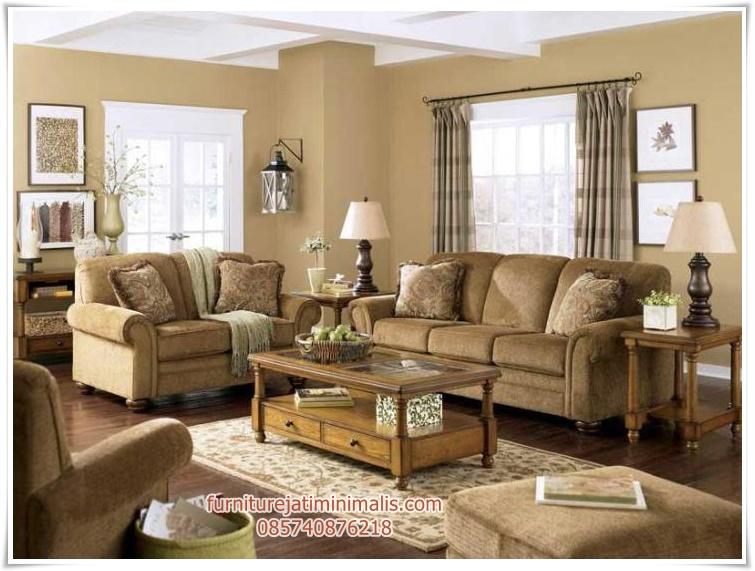 Desain Sofa Ruang Tamu Klasik Murah Spesifikasi Produk