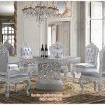 kursi makan ukir warna putih duco, kursi makan, kursi makan ukir, kursi makan ukir jepara, kursi meja makan ukir, gambar kursi makan ukir, harga kursi makan ukir, harga kursi makan ukir jepara, jual kursi makan ukir jepara