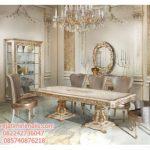 kursi meja makan klasik unik, kursi meja makan cantik, contoh kursi meja makan, kursi meja makan dari kayu, meja kursi makan di surabaya, kursi meja makan murah di bandung, meja kursi makan dari kayu jati, meja kursi makan di semarang, kursi dan meja makan